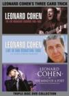 Image for Leonard Cohen: Three Card Trick
