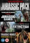 Image for Jurassic Triple Pack