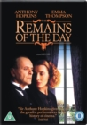 Image for The Remains of the Day