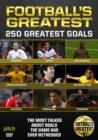 Image for Football's Greatest - 250 Great Goals