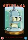 Image for Futurama: Seasons 1-4