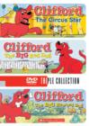 Image for Clifford the Big Red Dog/The Big Hearted Dog/The Circus Star