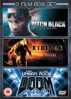 Image for Pitch Black/Doom/The Chronicles of Riddick