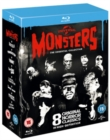 Image for Universal Classic Monsters: The Essential Collection
