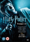 Image for Harry Potter 1-6