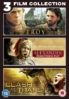 Image for Troy/Alexander: Director's Cut/Clash of the Titans