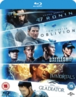 Image for 47 Ronin/Oblivion/Battleship/Immortals/Gladiator