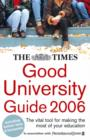 Image for The Times good university guide 2006