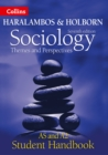 Image for Sociology, themes and perspectives, seventh edition: AS and A2 level student handbook