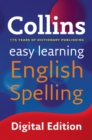 Image for Collins easy learning English spelling.