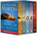 Image for A Game of Thrones: The Story Continues : A Song of Ice and Fire: Volumes 1-4 (A Game of Thrones / A Clash of Kings / A Storm of Swords: Steel and Snow / A Storm of Swords: Blood and Gold / A Feast for