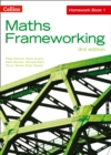 Image for Maths frameworkingHomework book 1
