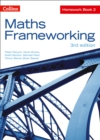 Image for Maths frameworkingHomework book 2