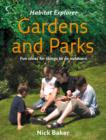 Image for Gardens and parks