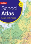 Image for Collins school atlas  : learn with maps