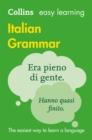 Image for Collins Italian grammar.