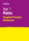 Image for Year 1 maths: Targeted practice workbook