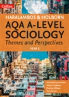 Image for AQA A-level sociology themes and perspectives: Year 2