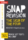 Image for The sign of the four  : AQA GCSE 9-1 English literature text guide