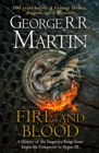 Image for Fire & blood