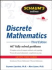 Image for Schaum's outline of discrete mathematics