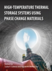 Image for High temperature thermal storage systems using phase change materials