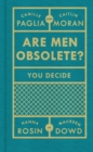 Image for Are men obsolete?  : the Munk Debate on Gender