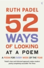 Image for 52 ways of looking at a poem  : a poem for every week of the year