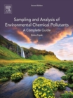 Image for Sampling and analysis of environmental chemical pollutants: a complete guide