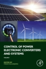 Image for Control of power electronic converters and systems