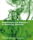 Image for Greenhouse gas balance of bioenergy systems