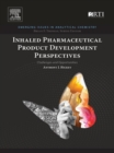 Image for Inhaled pharmaceutical product development perspectives
