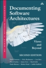 Image for Documenting software architectures: views and beyond