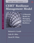 Image for CERT resilience management model: a maturity model for managing operational resilience