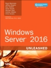 Image for Windows Server 2016 unleashed