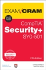 Image for CompTIA Security+ SY0-501 exam cram