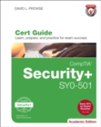 Image for CompTIA Security+ SY0-501 cert guide