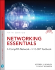 Image for Networking essentials: a CompTIA Network+ N10-007 textbook