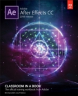 Image for Adobe After Effects CC Classroom in a Book (2018 release)