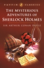 Image for The mysterious adventures of Sherlock Holmes