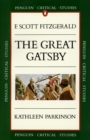 Image for The great Gatsby, F. Scott Fitzgerald