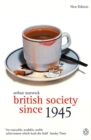 Image for British society since 1945