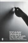Image for 100 artists' manifestos