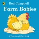 Image for Farm babies  : a touch-and-feel book