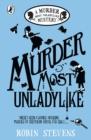Image for Murder most unladylike