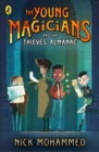 Image for The young magicians and the thieves' almanac