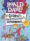 Image for Roald Dahl's George's marvellous experiments