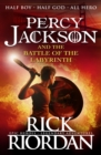 Image for Percy Jackson and the battle of the labyrinth