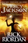 Image for Percy Jackson and the last Olympian