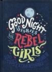 Image for Good night stories for rebel girls  : 100 tales of extraordinary women